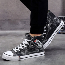 Summer Sneaker Women Casual Shoes High Top Denim Canvas