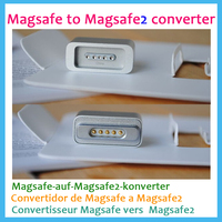 Original Converter Magsafe To Magsafe 2 High Quality For Mac Air Pro A1278 A1245 Free Shipping