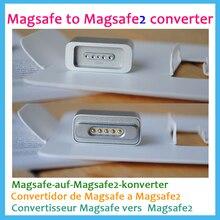 Convertidor de magsafe para magsafe 2 de alta calidad original para mac aire/pro A1278/A1245 envío gratis