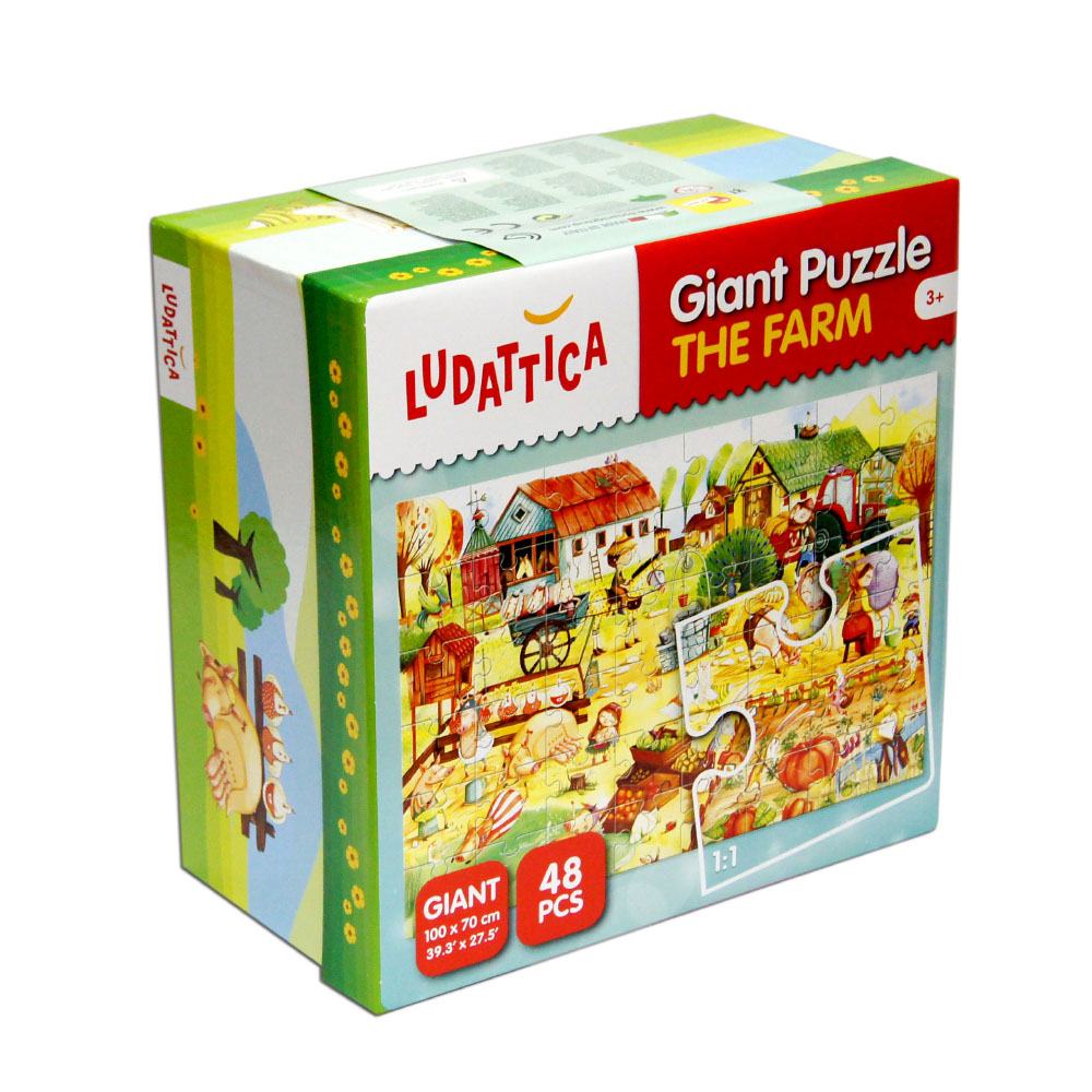 Puzzles LUDATTICA 52479 play children educational busy board toys for boys girls lace maze 2055 main board original new formatter board logic board main board cc527 60001 cc527 60002 for hp p2055d hp2055d hp2055 series