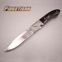Vouwen pocket kleine mes sharp vouw rvs snijgereedschap outdoor survival tactische een gieten hars handvat sharp