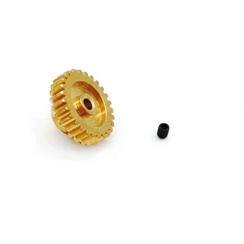 De Metal engranaje del Motor 27 T para WLtoys A959-B-15 A969-B A979-B 540 Motor RC Coche