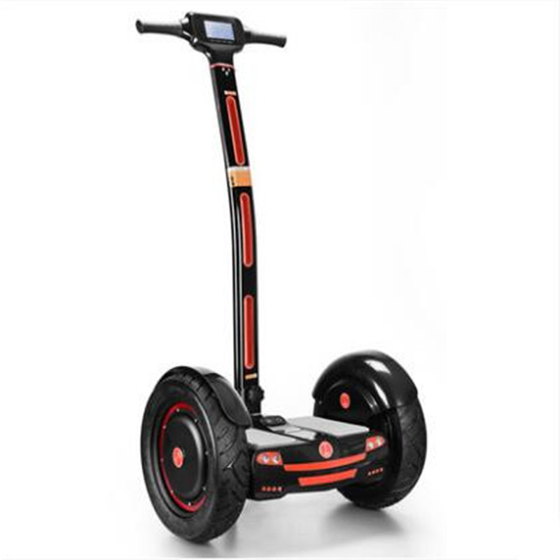 A6 <font><b>1000W</b></font> MOTOR POWER 520wh <font><b>electric</b></font> bicycle can run 65KM, max 18km/h, self-balancing <font><b>scooter</b></font> DOUBLE wheel 14