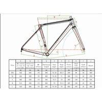 2018 OG-EVKIN DI2&Mechanical Bright Carbon Road Bike Frame XS S M L Bike Frameset BICICLETTA Ciclismo Carbon Road Bicycle Frame 5