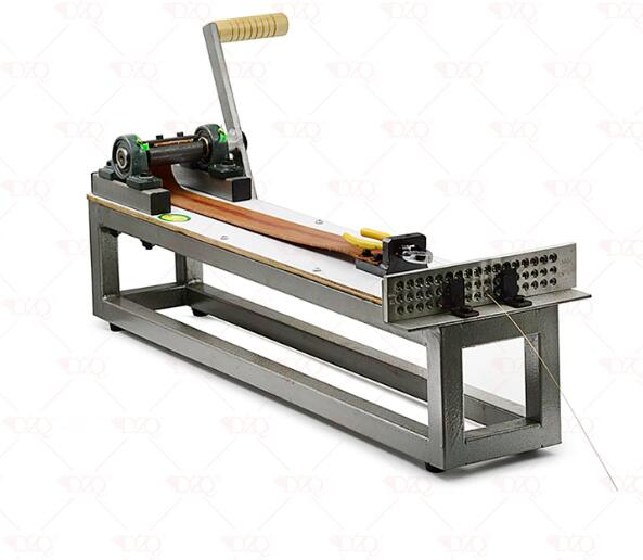 Drawing Silver Gold Lines Drawplate Machine Pull Into Gold Wire Jewelry Tools Equipment