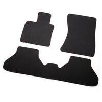 Savanini Premium Fabric Nylon Washable Car Floor Mats Carpet For BMW X5 2000 2016