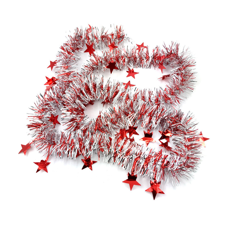 Buy 2017 new colorful garland bar for Christmas decoration suppliers