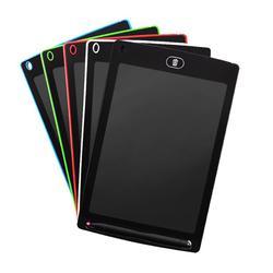 8.5 дюйма ЖК-дисплей записи Цифровые планшеты почерк графический Рисунок колодки Портативный электронный Memo Блокноты Доски для записей