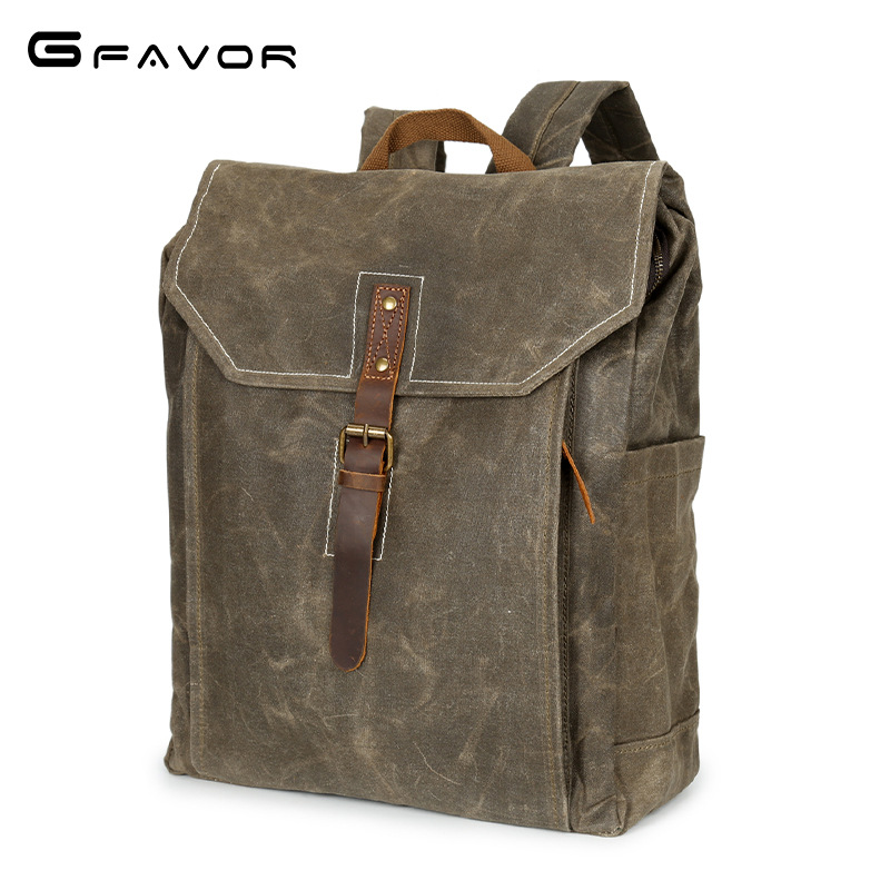 G-FAVOR Brand Stylish Travel Large Capacity Backpack Male Luggage Shoulder Bag Computer Backpacking Men Multifunction Bags brand stylish travel large capacity backpack luggage shoulder bag computer backpacking travel hiking bag rucksack versatile bags