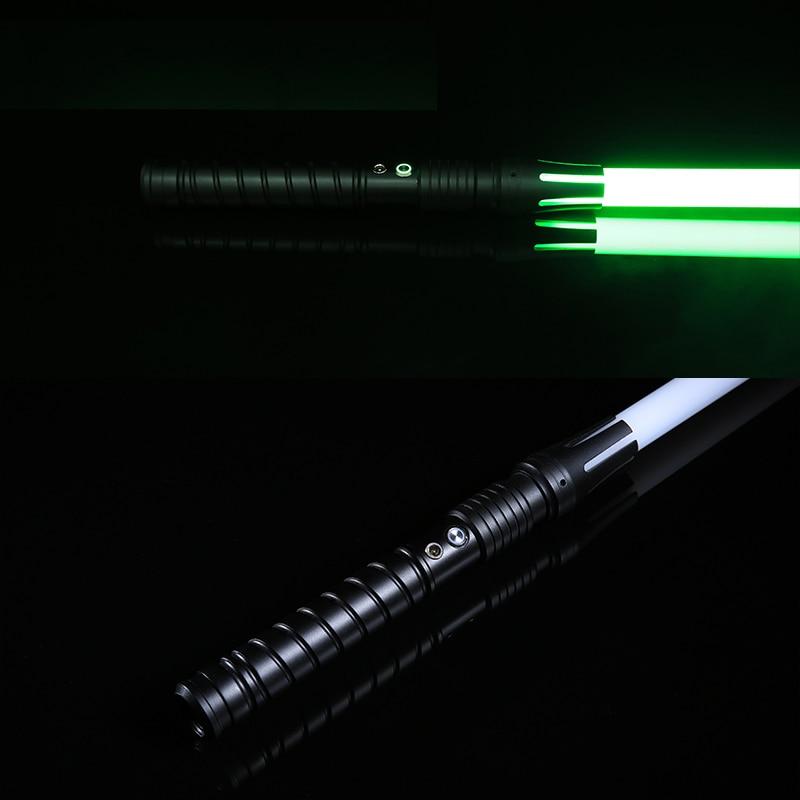 LGT Косплей RGB меч 11 цветов световой меч мальчик девочка световой меч Звездные войны дуэли Свет сабля открытый творческий детская игрушка