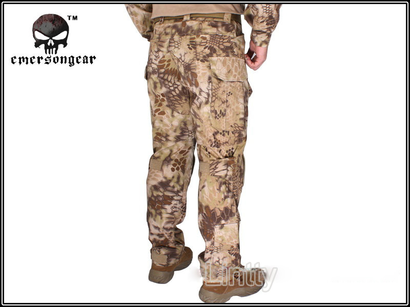 e8eb3d00ea EMERSON G3 Combat Pants with Knee Pads HIGHLANDER EM7047 War Game tactical  pants BDU-in Hunting Pants from Sports & Entertainment on Aliexpress.com ...
