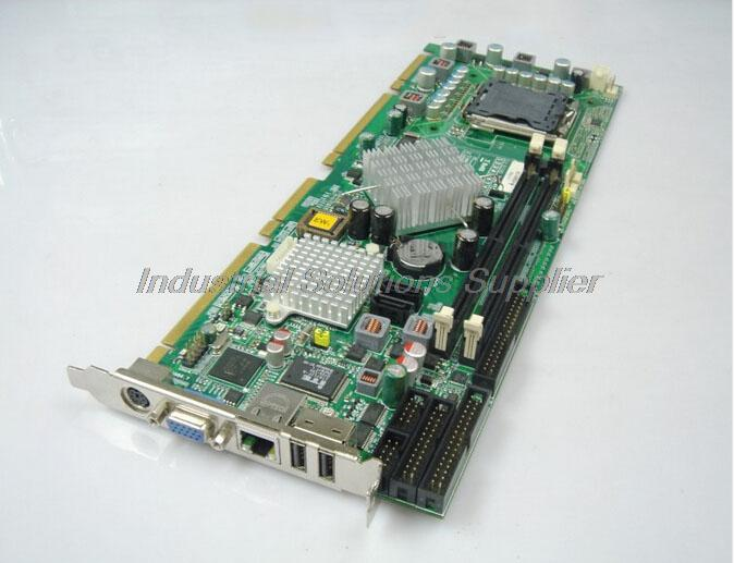 industrial motherboard Pcie Interface IEC-945GV Rev 1.1 Chip Fully Integrated 100% tested perfect quality 865 motherboard disassemble 775 needle motherboard ddr1 fully integrated cpu small second hand 100% tested perfect quality