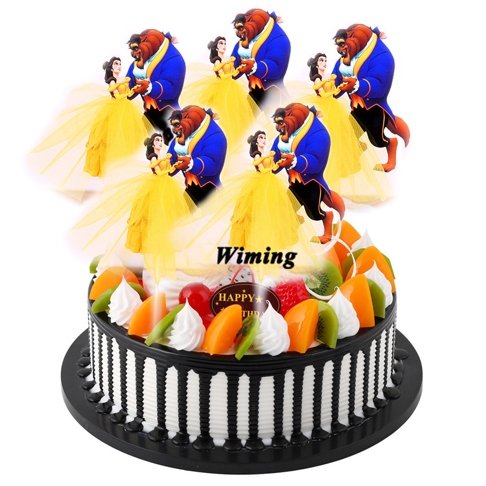 Tremendous Personalized Cake Topper Kids Children Women Girl Party Supplies Funny Birthday Cards Online Ioscodamsfinfo