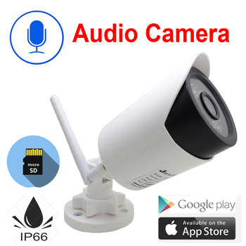 Ip Camera Wifi Camera 1080P Outdoor 960P 720P Cctv Security Video Wireless 2mp Surveillance Audio Onvif Night Vision Home Ipcam kingkonghome poe ip camera 1080p 960p 720p onvif network security camera night vision surveillance motion detection bullet ipcam