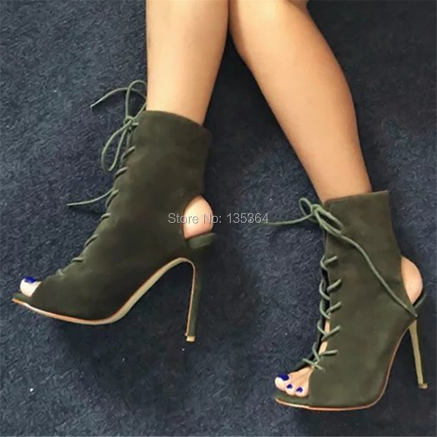 2017 New Summer Ankle Boots Women Cross Tied Party Dress Shoes Woman Gladiator Sandals Thin High Heels Women Pumps Zapatos Mujer phyanic platform gladiator sandals 2017 new casual wedge shoes woman summer women ankle boots side zipper party shoes phy5036