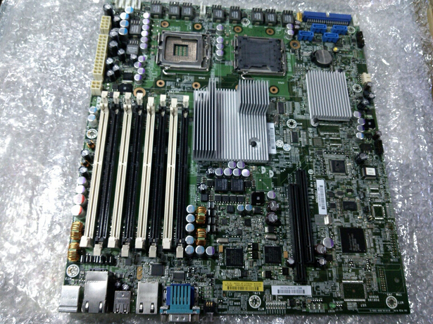 457882-001 445183-001 Server Motherboard For DL160G5 System Board Original 95%New Well Tested Working One Year Warranty 715183 001 676196 002 socket fm2 motherboard for pro 6305 sff system well tested working