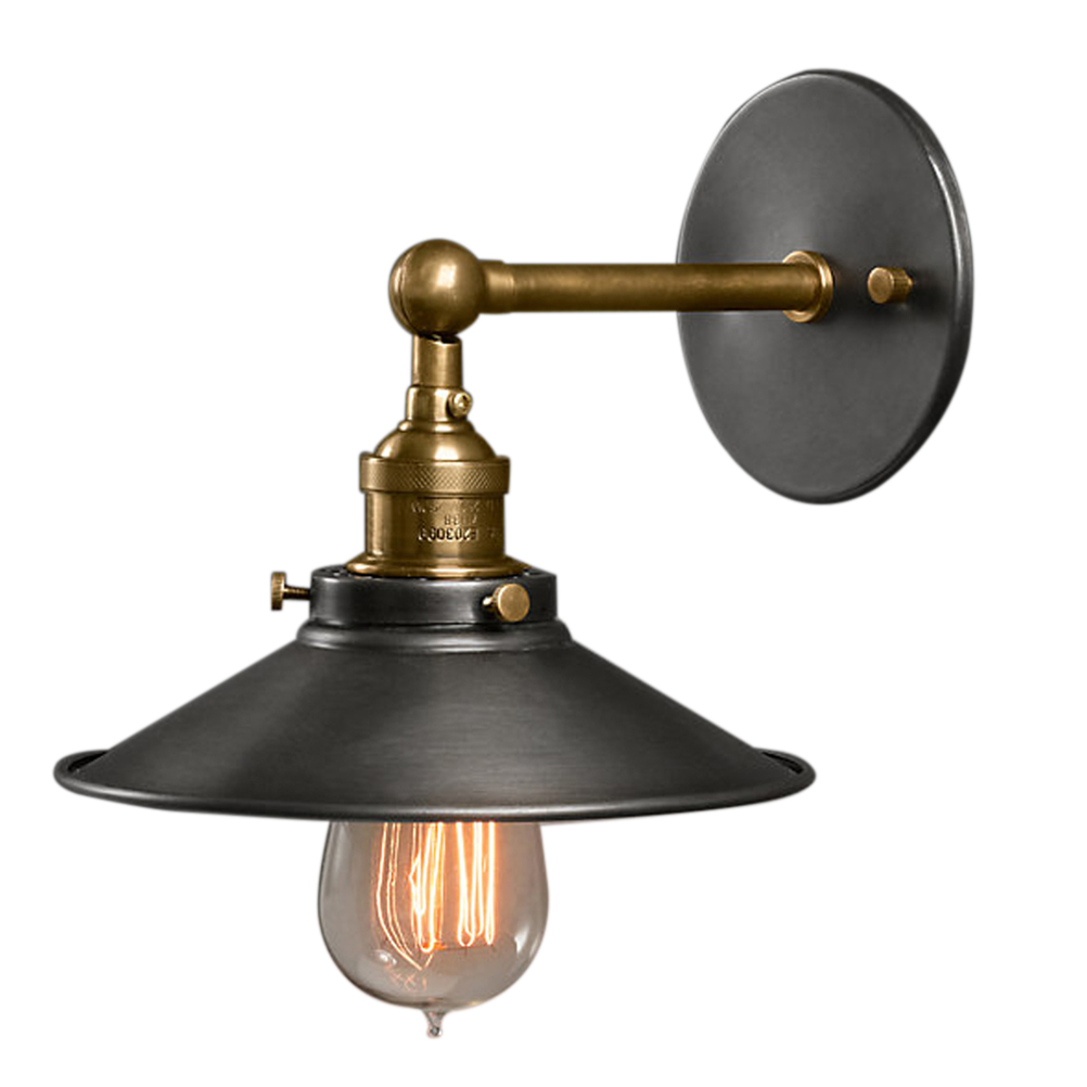 american vintage lamp wall lights bedside interior lighting lamps 110v 220v iron wall light lamp home interior lighting 1