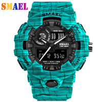 2018 New Top Brand Casual Watch Men G Style Waterproof Sports Military Watches S Shock Men's Luxury Analog Digital Quartz Watch