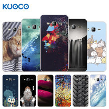 "Case For Samsung Galaxy J2 Prime Cover Sea Waves Design For Samsung Galaxy J2 Prime G532F 5.0"" For Samsung J2 Prime Silicon(China)"