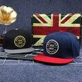Brixton мужские Рифтовые Оснастку Вернуться Hat Мода Вышитые Snapback Caps Хип-Хоп Шляпы