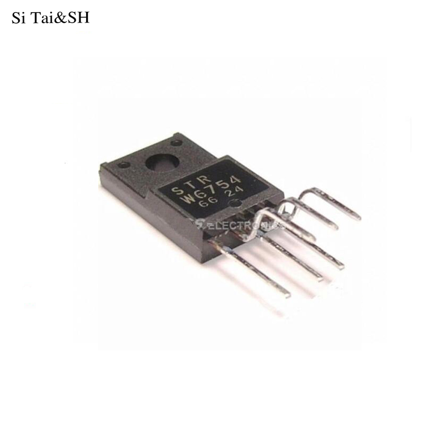 STRW6554A STRW6554 STR6554 6554 TO220F IC Integrated Circuit-in