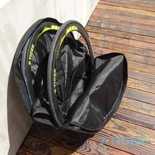 Велосипедные колеса сумки дорожный велосипед 700 C колеса сумки горный 27,5 er Двойные колеса Сумка