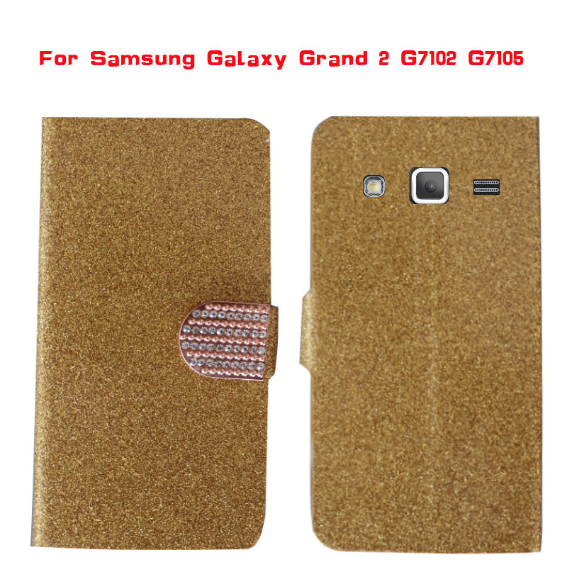 Grand Prime Case PU Leather Samsung Galaxy A3 2016 A5 S3 S4 S5 S6 S7 Edge J1 J3 J5 J7 Cover 2 - Shenzhen TGD Technology Co.,Ltd. store