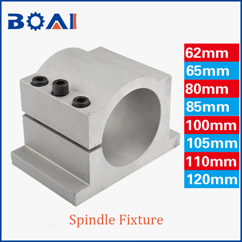 Spindle Fixture Clamp Device All Size Round Type Clamping For Spindle Motor Cnc Machine Tools