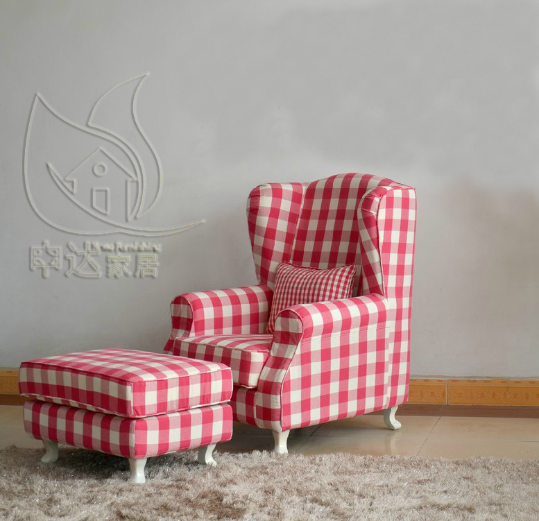 Dorable Oversized Living Room Chair With Ottoman Festooning - Living ...
