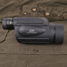 Brand New GOMU 13×50 waterproof Range Finder telescope Monocular Telescope + hand shank