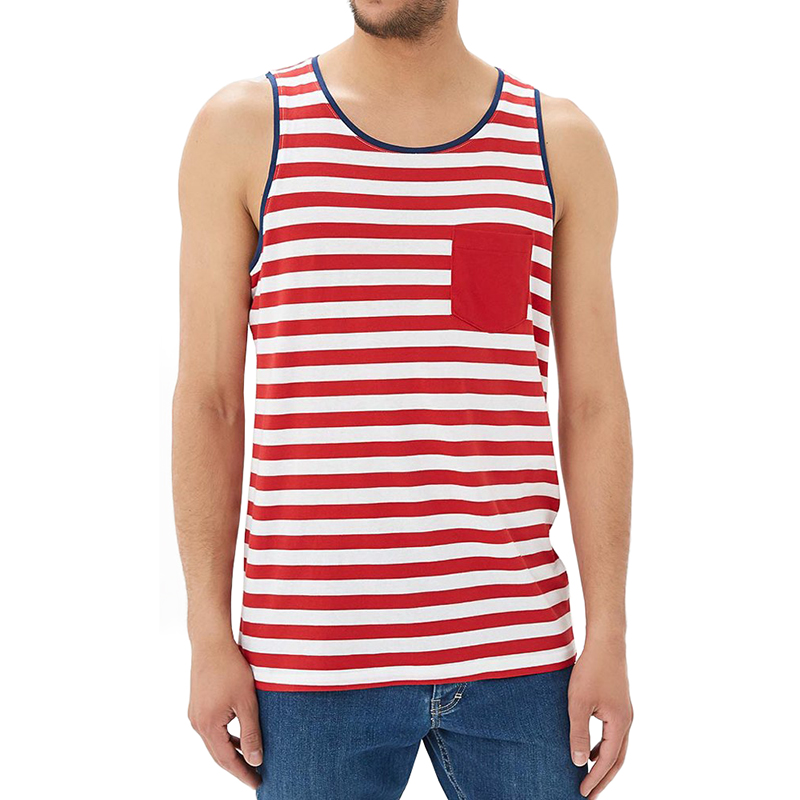 Tank Tops MODIS M181M00184 men t shirt top for male TmallFS
