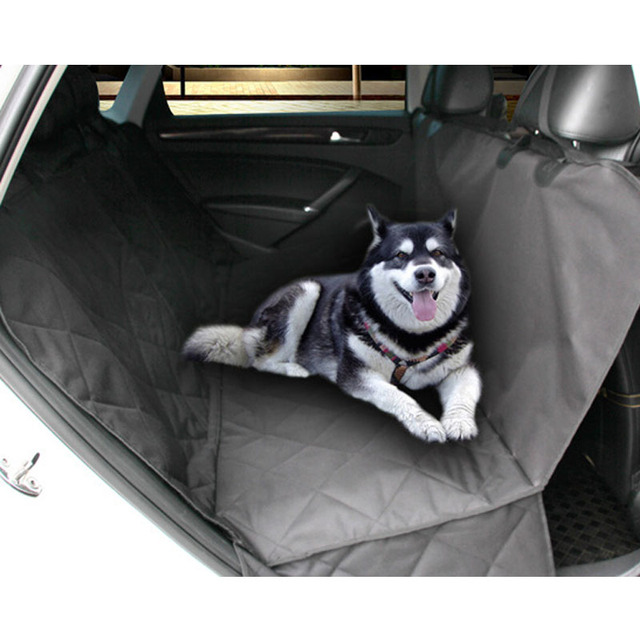 style cloth rear pet for car pets cushion waterproof carrier accessories covers cover dog seat hammock oxford