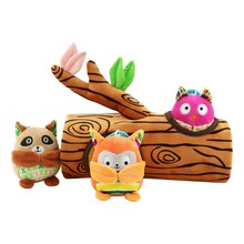 Maternal And Children Toys Multi-Function Baby Beep Rattle Toy Early Education Cat Owl Sound Ball Jingle Voice Doll