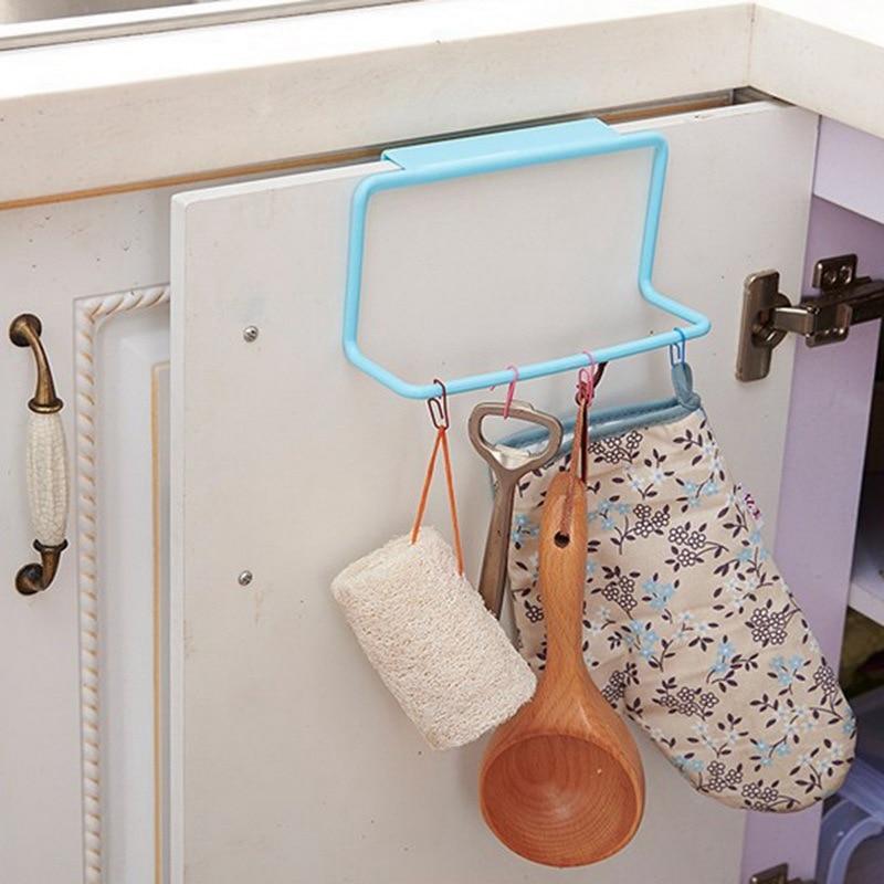 Bag Storage Holders Racks Cabinet Stand Garbage Bags Home