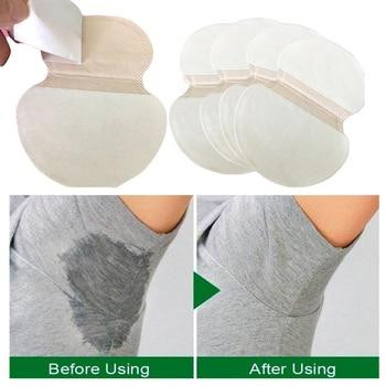 50/40/30/20/10 Disposable Underarm Sweat Guard Pad Armpit Sheet Liner Dress Clothing Shield  Antiperspirant Deodorants for Women