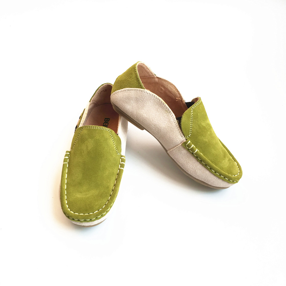 Cowhide-Suede-Children-Sneakers-Genuine-Leather-Boys-Loafers-shoes-Kids-Casual-shoes-Boys-moccasin-gommino-Free-shipping-4