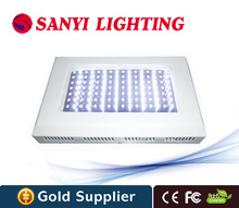 300W Led Reef Tank Lighting White Blue 112x3w Adjustable Aquarium Light Lamp For Coral Reef with two switch