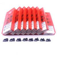 11IR A55 A60 1.50 1.00 ISO BMA di Alta qualità Inserti di Filettatura utensili di tornitura per Inserti in carburo di tungsteno