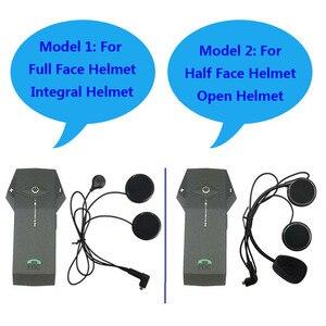 Image 2 - Гарнитура FreedConn COLO мотоциклетная с поддержкой NFC и Bluetooth, 2 шт. х 1000 м