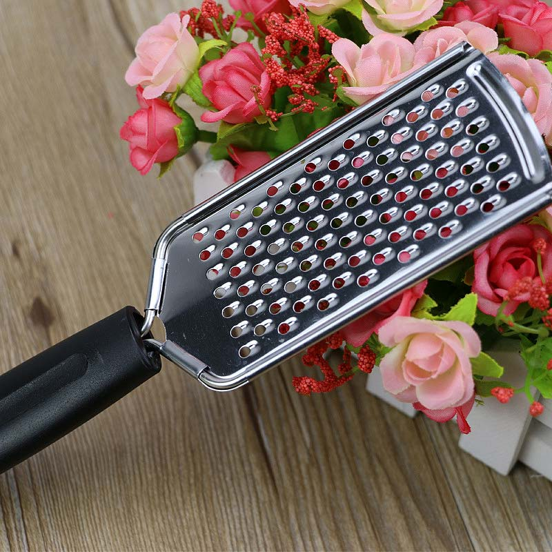Stainless Steel <font><b>Cheese</b></font> Butter Slicer <font><b>Grater</b></font> Slicer Lemon <font><b>Citrus</b></font> <font><b>Zester</b></font> Tool <font><b>Cheese</b></font> <font><b>Grater</b></font> Cooking Tool MU image