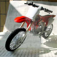 MAISTO 1/12 Scale Motorbike Model Toys HONDA CRF 450R Diecast Metal Motorcycle Model Toy For Gift/Collection/Decoration