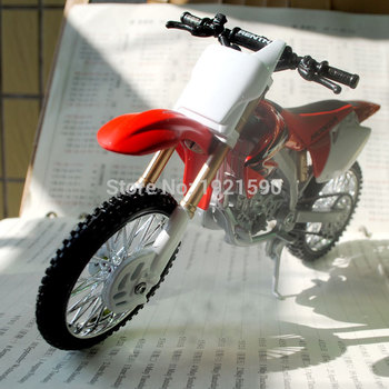 MAISTO 1/12 Scale Motorbike Model Toys HONDA CRF 450R Diecast Metal Motorcycle Model Toy For Gift/Collection/Decoration maisto 1 12 ktm 1290 super duke superduke r motorcycle motorbike diecast display model toy for kids boys girls