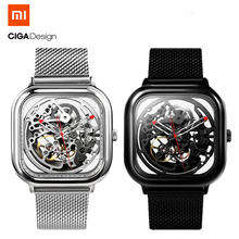 Xiaomi CIGA Design Hollowed-out Mechanical  Watch Reddot Winner Stainless  Luxurious Style  Watches