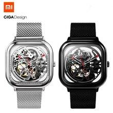 font b Xiaomi b font CIGA Design Hollowed out Mechanical Watch Reddot Winner Stainless Luxury