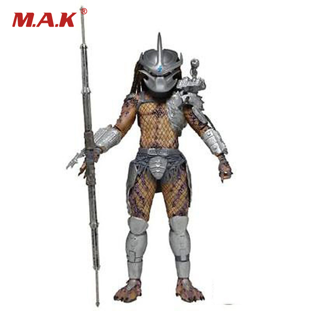 """PREDATOR 7"""" Series 12 Enforcer Action Figure Model Toys For Children Gifts Collections"""