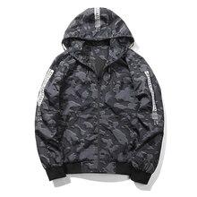 2017 New Arrive Fashion Europe And American Casual Wear Denim Jacket Men Zipper Pocket Bomber Jacket For Men Asia Size 4XL 5XL