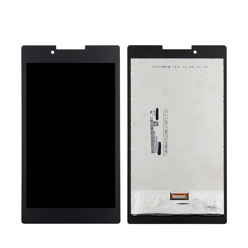For Lenovo Tab 2 A7-30 A7-30HC Display Panel LCD Combo Touch Screen Glass Sensor Replacement Parts 10 1 inch touch screen digitizer glass panel replacement parts for lenovo tab 2 a10 30 yt3 x30 x30f tb2 x30f tb2 x30l a6500