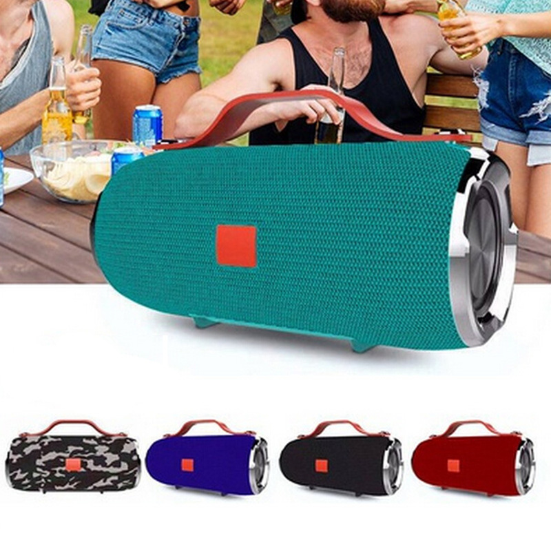 DOITOP Wireless Bluetooth Speakers For Smart Phones Ultra Bass Outdoor Camping Hiking Portable Waterproof Loudspeaker Voice Box