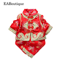 EABoutique Fashion Traditional Chinese Clothing beautiful embroidery baby-snowsuit tang suit snow wear