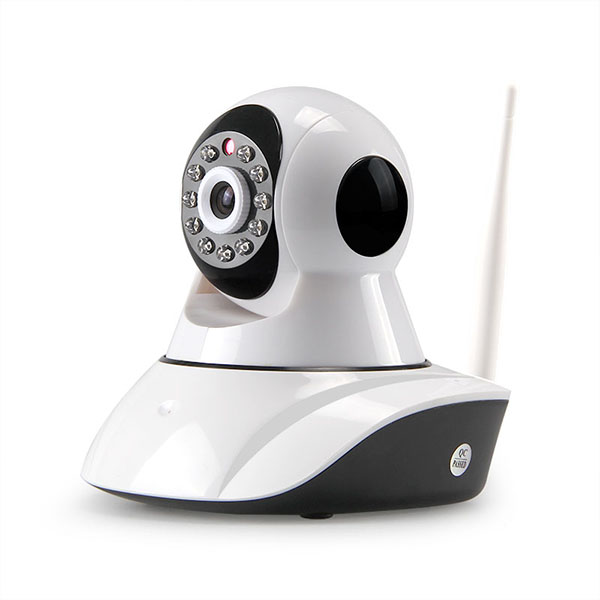 WIFI IP wireless camera P2P wireless network camera mobile phone remote monitoring at the store.